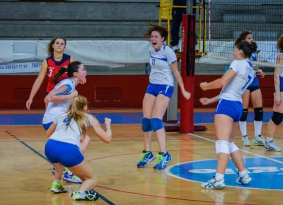 Volley: travolgente Sportilia, 3-1 al Primadonna
