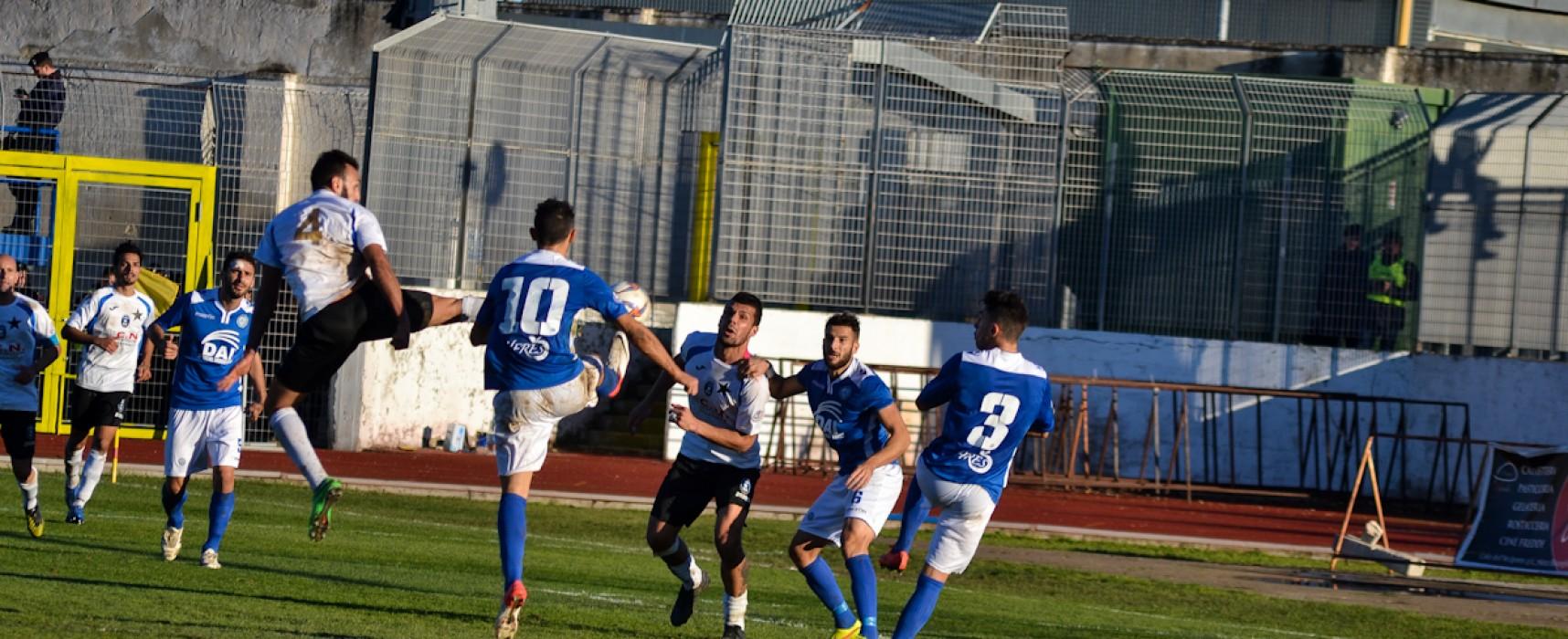 Il Bisceglie, blindati i playoff, rende visita alla capolista già in Lega Pro