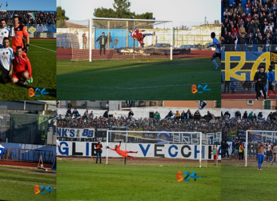 FOTOGALLERY del derby Bisceglie – Fidelis Andria 2-3