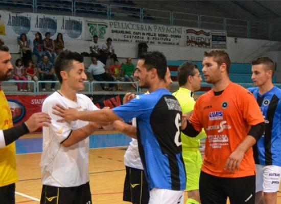 Scambio Futsal Bisceglie-Salinis: Colangelo in neroazzurro De Cillis a Margherita di Savoia