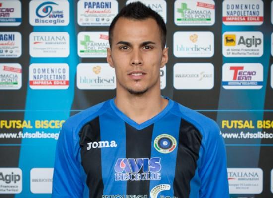 Futsal Bisceglie: Sanchez presenta il big match con il Cristian Barletta