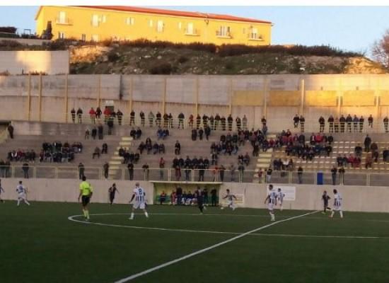 Unione Calcio bloccata sul pari a Monte Sant'Angelo