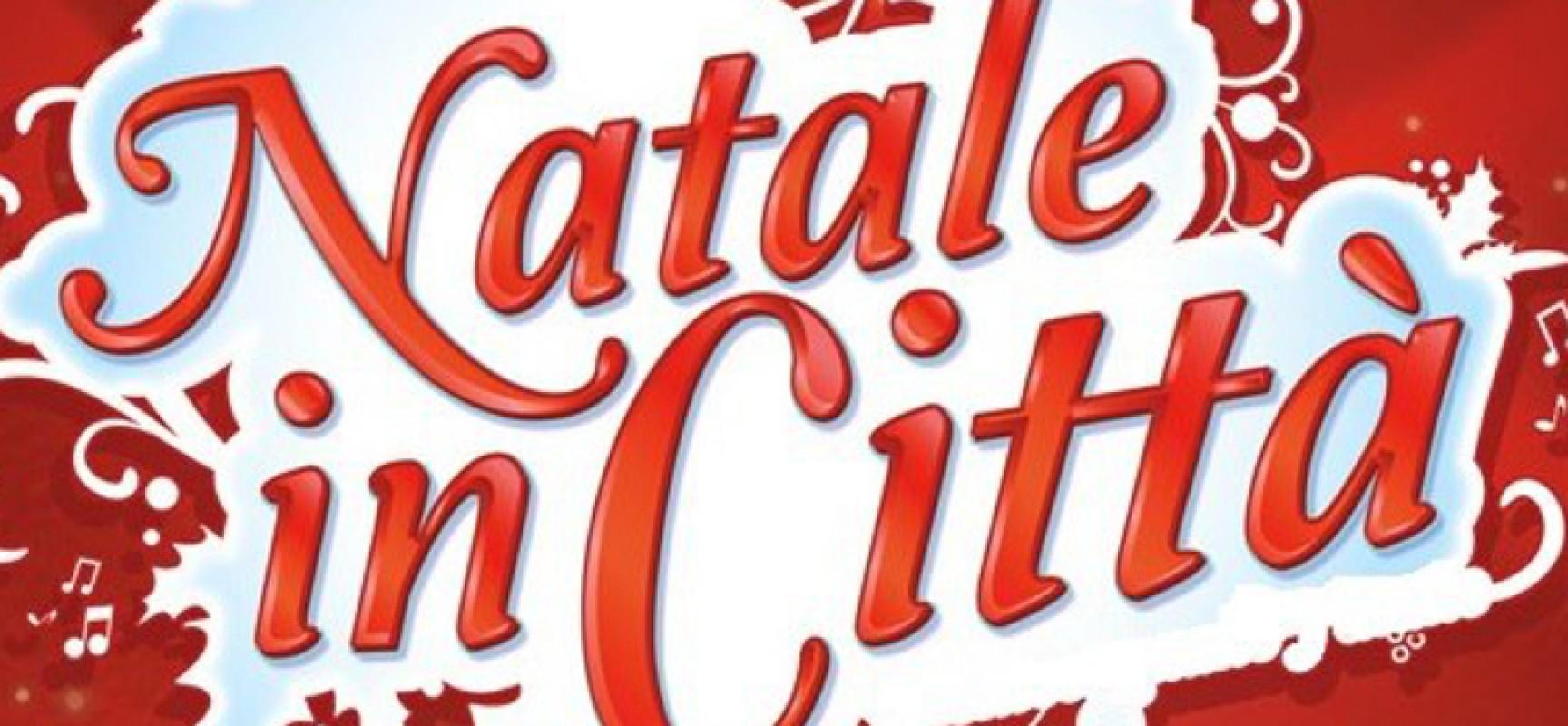 """A dicembre """"Cosa Succede in Città"""" non si ferma, ma raddoppia. Ecco """"Natale in Città"""""""