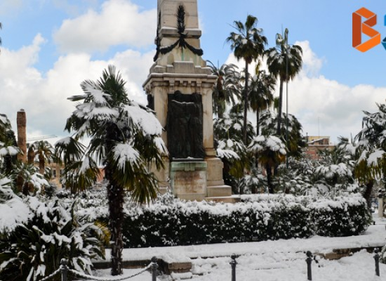 Neve e gelo in arrivo anche a Bisceglie, Spina dispone lo stato di pre allerta meteo