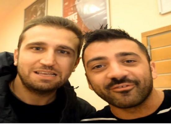 """Pio e Amedeo ieri sera al Politeama per presentare """"Ma tu di che segno 6?""""/VIDEO"""