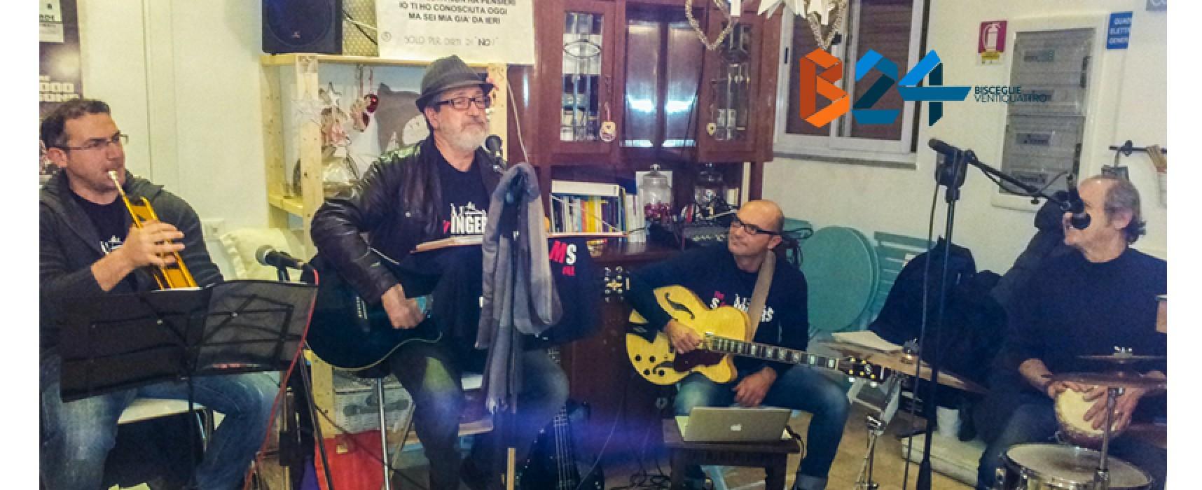"""""""The Swingers"""" travolgenti al Vesparossa, la band biscegliese appassiona e diverte"""