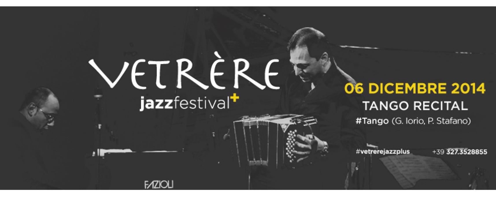 """Le note sensuali del tango nella prima serata del """"Vetrère Jazz Festival plus"""""""