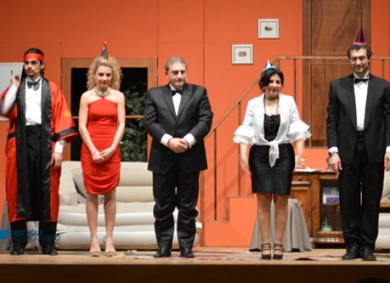 Apprezzata e premiata la Compagnia dei Teatranti di Bisceglie a Falconara Marittima