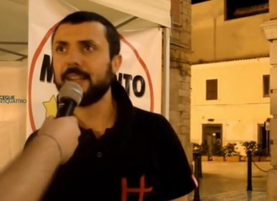 Arresto politici tranesi, D'Ambrosio (M5s): «Ma Spina, Amoruso e Boccia cosa ne pensano?»