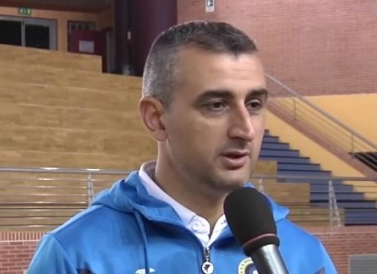 Campobasso-Futsal Bisceglie, le interviste post gara ai due tecnici/VIDEO