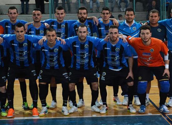 Futsal Bisceglie: guarda gli highlights della partita di Salerno/VIDEO