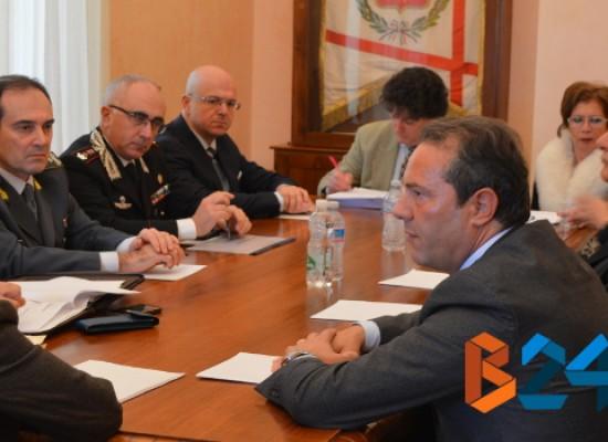 Comitato Ordine e Sicurezza, Spina: «Quella dei sindaci è una missione. Rifiuto la scorta» / VIDEO