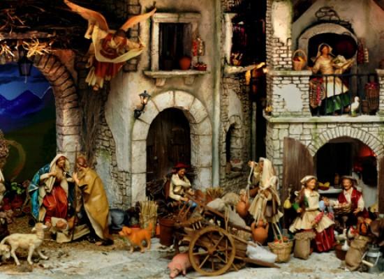 """""""La via dei presepi"""", per le strade del borgo antico va di scena la Natività / PROGRAMMA"""