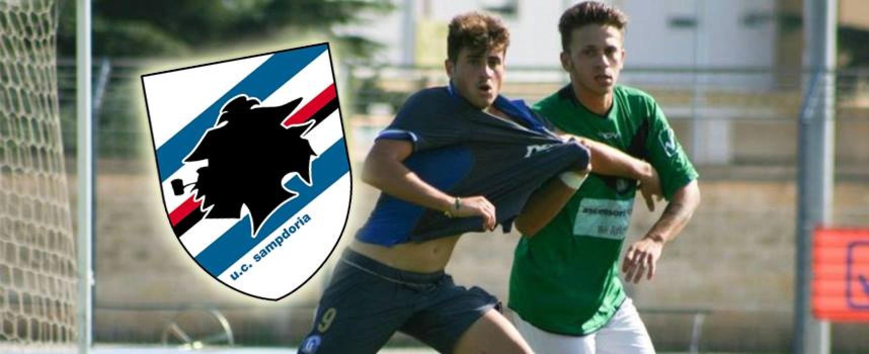 Unione Calcio: Alessandro Amoroso in prova alla Sampdoria