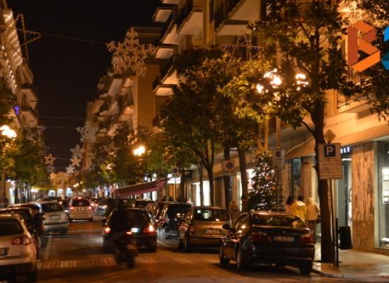Iniziative natalizie nel centro cittadino, restrizioni al traffico / DETTAGLI