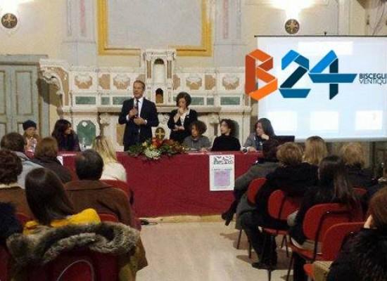 """lncontro """"Fermiamo la violenza contro le donne!"""". Sensibilizzazione e formazione a cura del CAV Futura"""