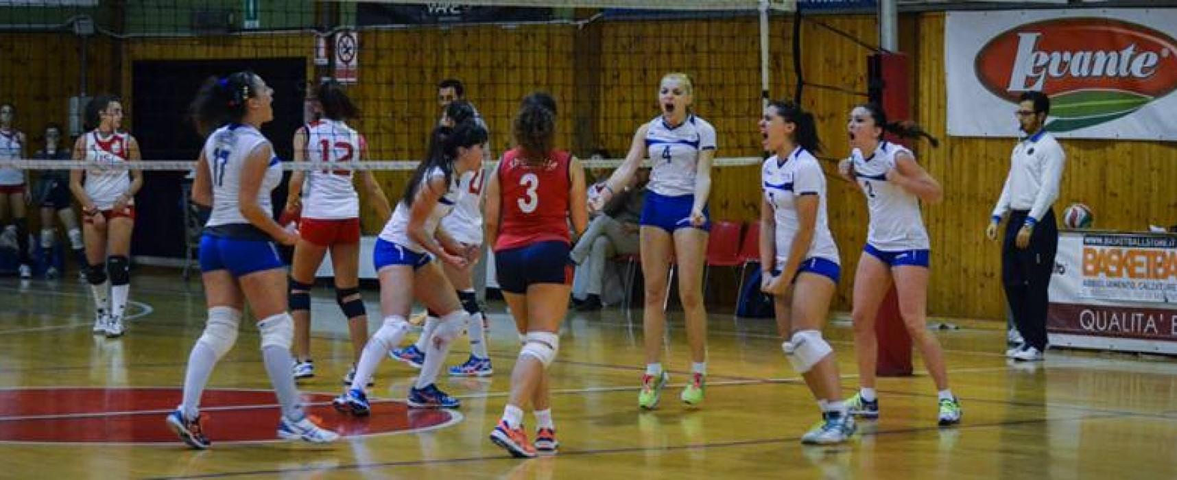 Sportilia da urlo, 3-0 ad Andria!