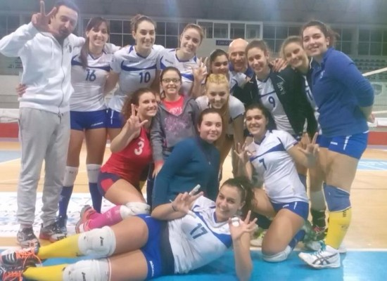Sportilia c'è, secco 3-0 al Volley's Eagles