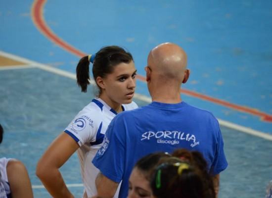 """Sportilia, dopo la sosta torna il campionato. Losciale: """"Non temiamo nessuno"""""""