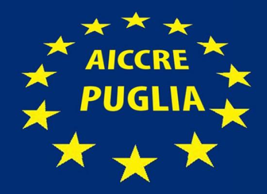"""""""Verso gli Stati Uniti d'Europa"""", concorso a cura dell'AICCRE Puglia"""