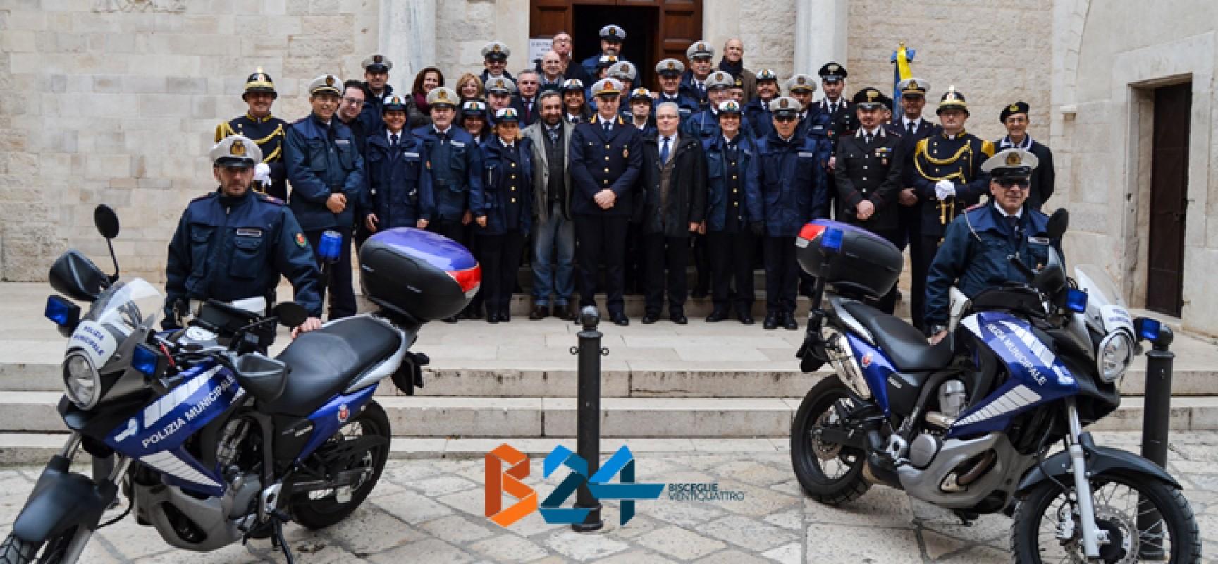 Ieri era San Sebastiano, festa della Polizia Municipale: ecco il bilancio 2014 / FOTO E CIFRE