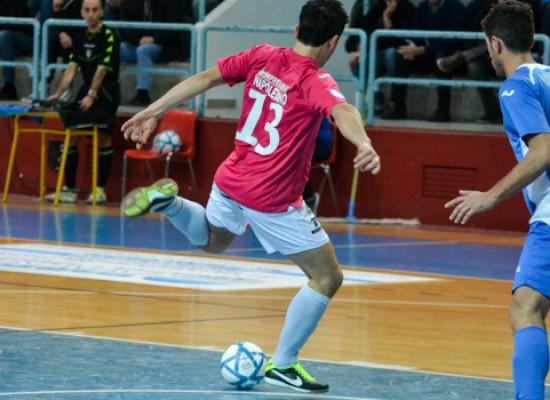 FINALE: Futsal Bisceglie-Venafro 7-2