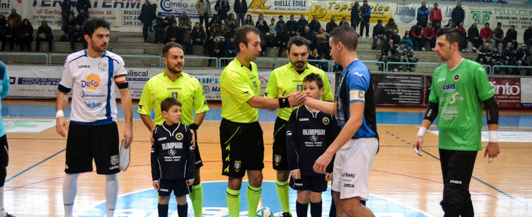 Futsal Bisceglie-Venafro, le interviste post gara/VIDEO
