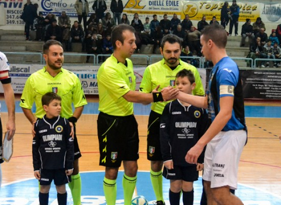 Futsal Bisceglie-Venafro, le interviste post gara/VIDEO