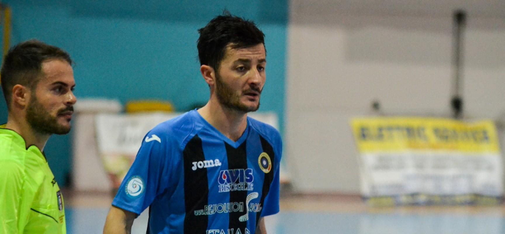 Il Futsal Bisceglie festeggia al PalaDolmen battendo il Campobasso