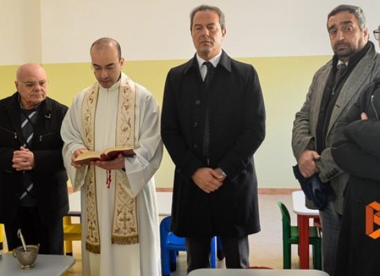 """Inaugurata la scuola """"Don Pierino Arcieri"""", Spina: """"Questo è il frutto della nostra azione politica virtuosa"""""""