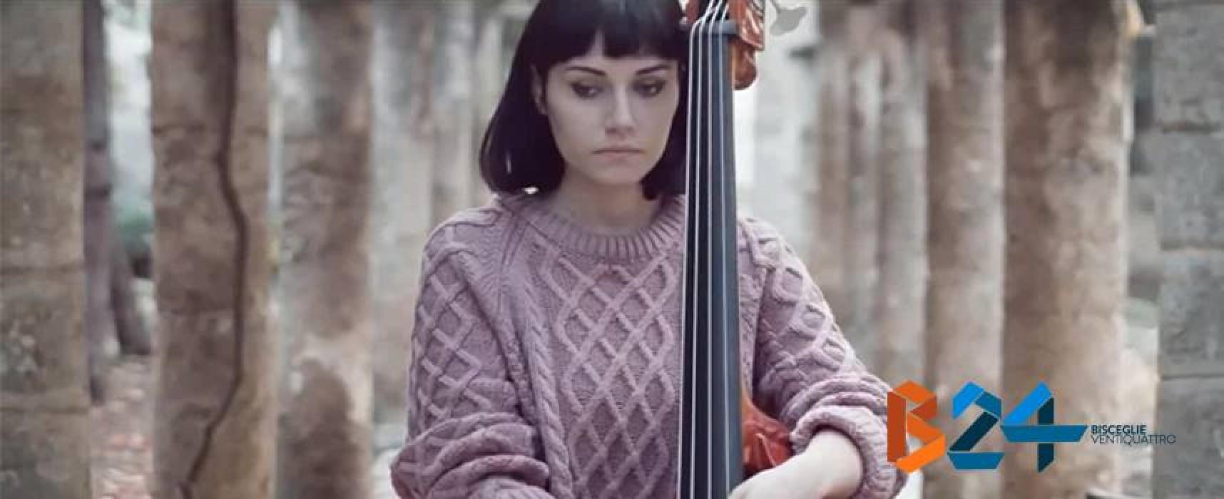 Videointervista ad Orelle, giovane cantautrice biscegliese al suo debutto discografico