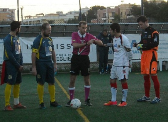 Calcio a 5, serie C2: pari spettacolo tra Santos e Torremaggiore