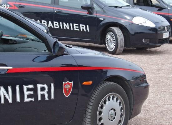 Carabinieri arrestano due tranesi sulla SP13 Bisceglie-Andria. Accusati di ricettazione e resistenza a P.U.