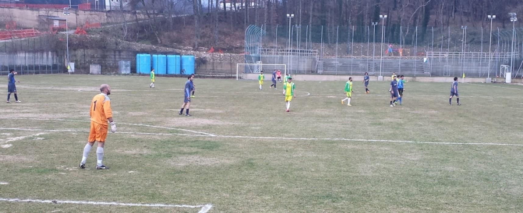 Unione Calcio corsara a Celle San Vito con un gol di Rizzi