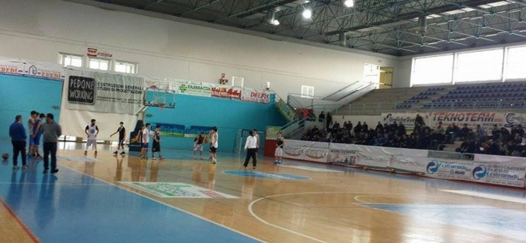 Basket: oltre 200 partecipanti al clinic tenutosi domenica al PalaDolmen