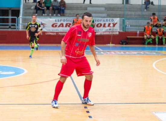 Diaz Bisceglie sconfitta a Molfetta dalle Aquile 4-1