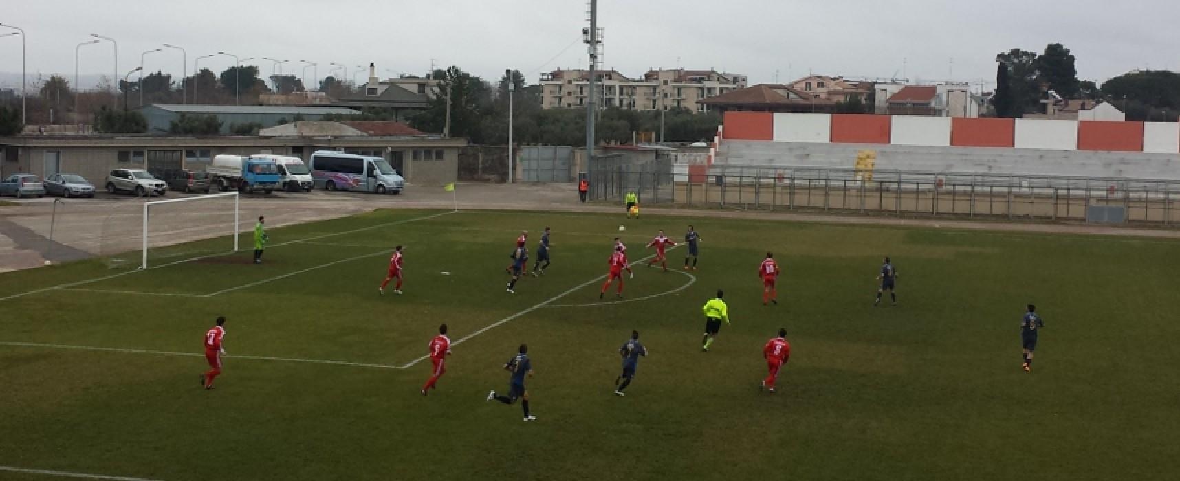 Unione Calcio corsara ad Altamura, ci pensa ancora De Lorenzo