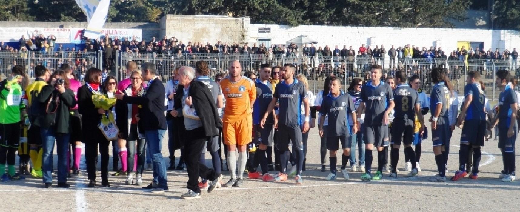 L'Unione Calcio vince ma non basta, Gravina in finale di coppa