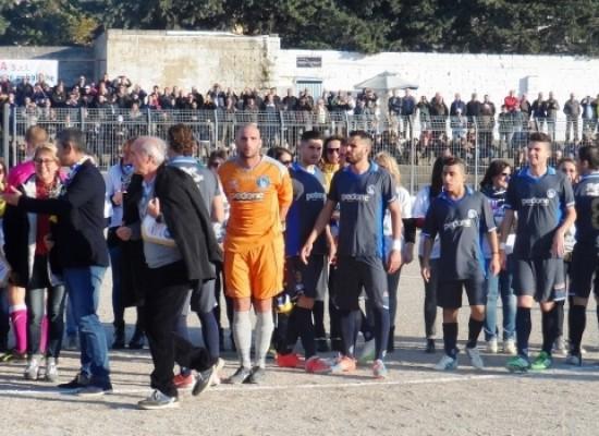 """Coppa Italia: oggi Unione Calcio-Gravina con il rammarico del """"Ventura"""""""