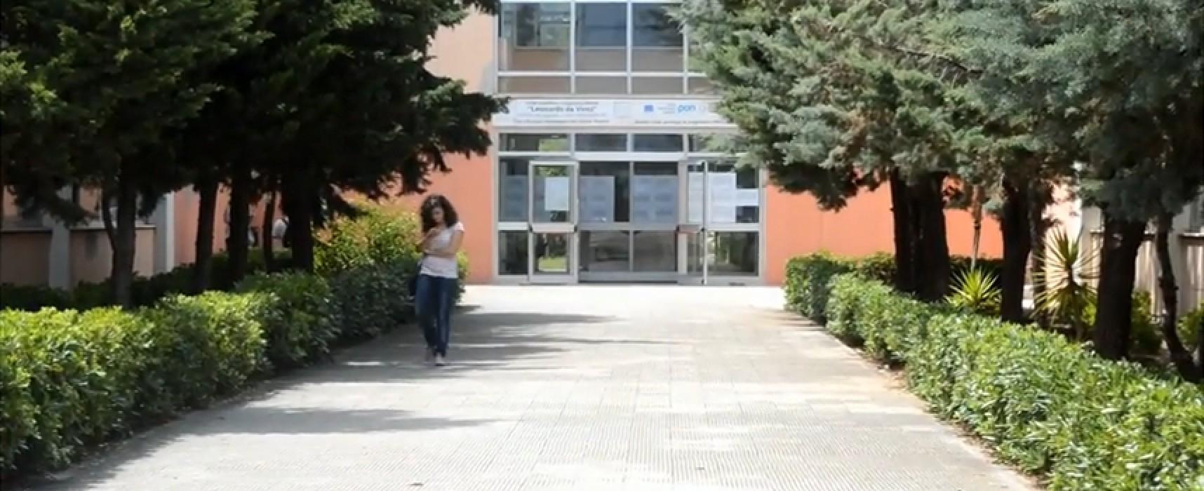 """Liceo """"Da Vinci"""", partono gli open days per gli studenti di scuola media"""