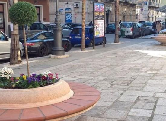 Terminati i lavori di sistemazione della piazzetta in via XXIV Maggio