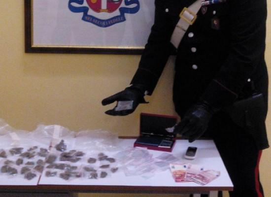 21enne biscegliese vende dose di marijuana a minore. Arrestato dai Carabinieri