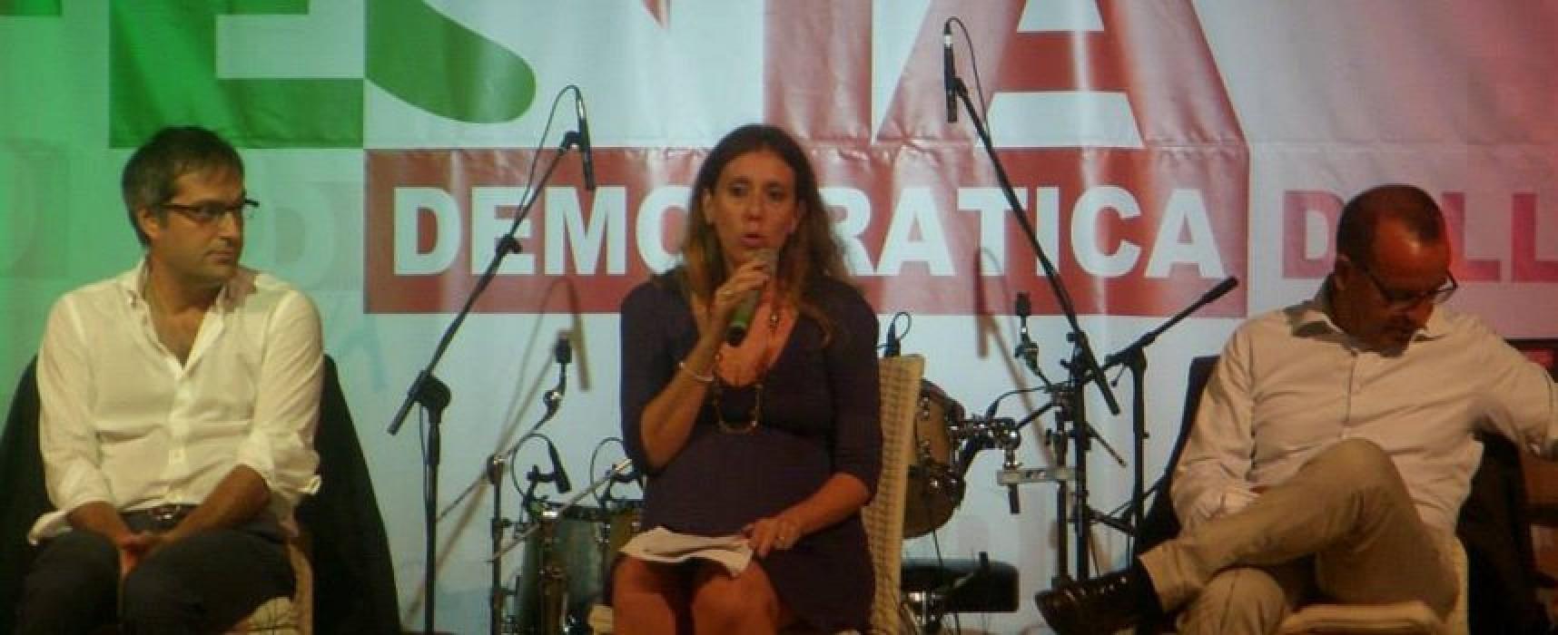 """La segretaria PD Rigante replica a Valente: """"Nessuna risposta in merito alle segnalazioni del PD"""""""