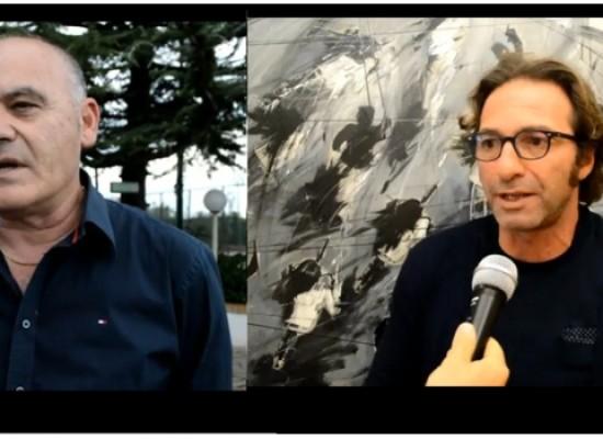 Reazioni piccate di Russo (Ppdt) e Casella (DC) alle affermazioni del sen. Amoruso (FI) a Radio Centro