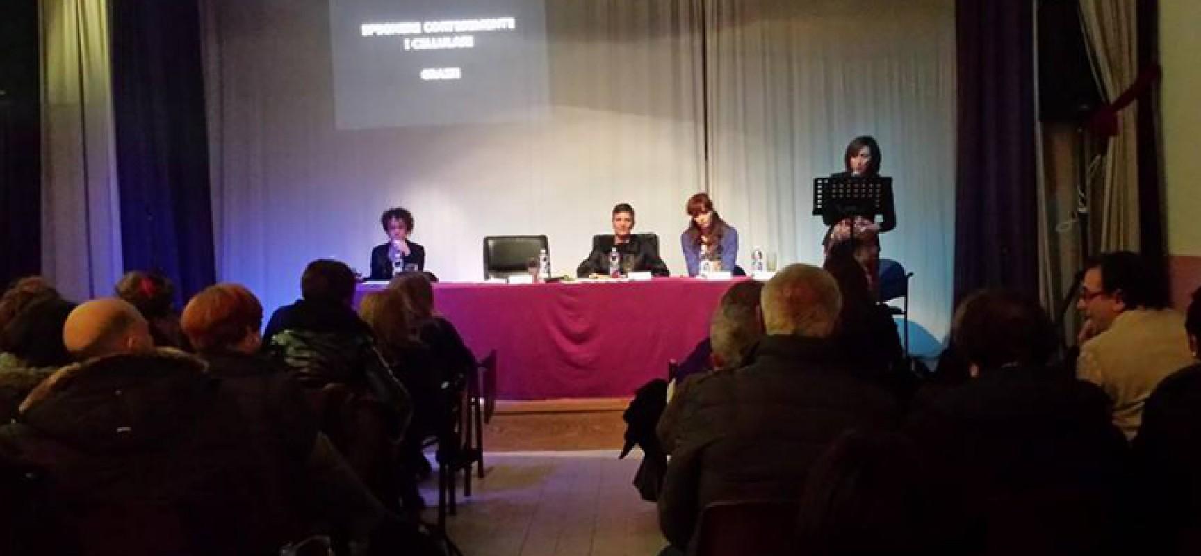 """Il difficile cammino contro la violenza, presentato il libro di Stefania Pastori """"Corpi Ribelli"""""""