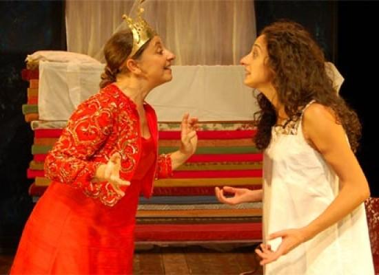 """""""La principessa sul pisello"""" a cura del Teatro Kismet sul palco del Garibaldi"""