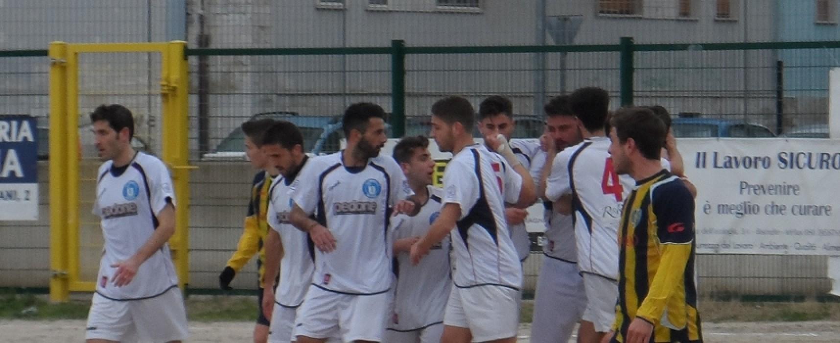 Sesto acuto consecutivo per l'Unione Calcio, vetta a – 4