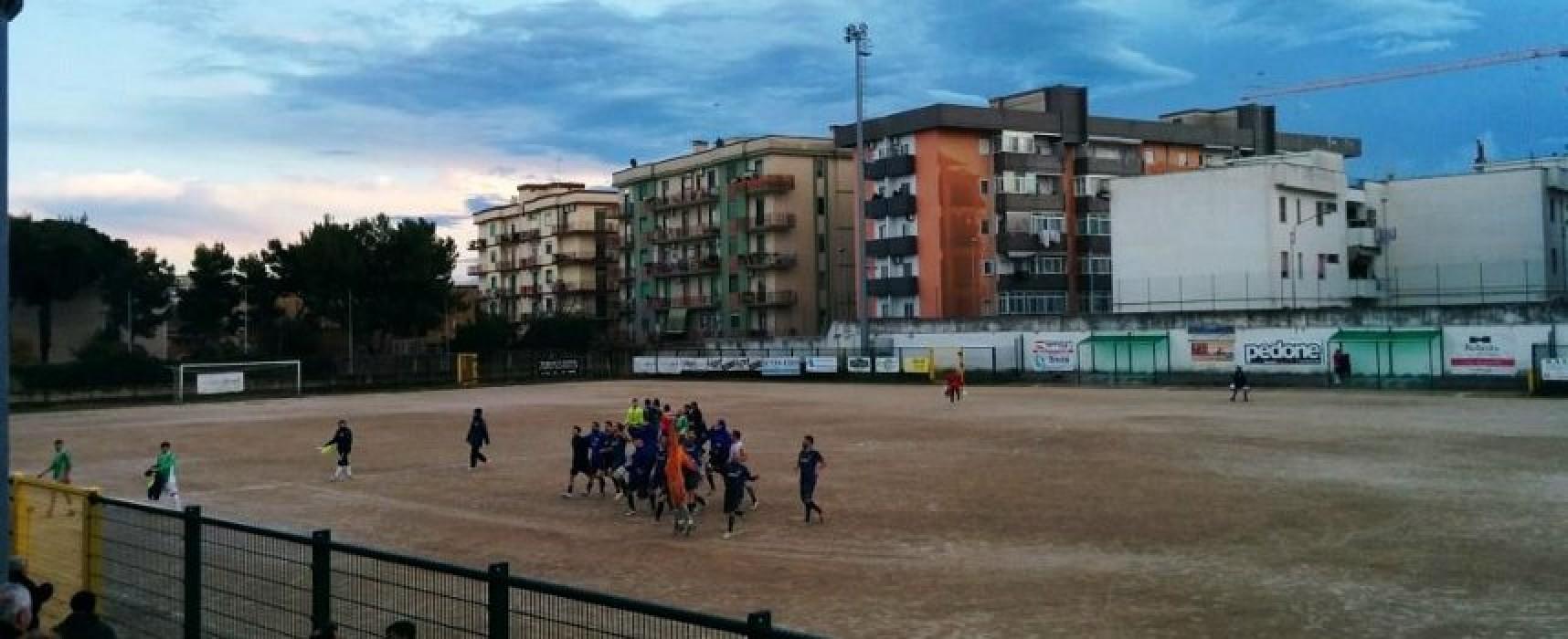 Coppa Italia: Unione Calcio sconfitta in casa (2-3) dal Gravina