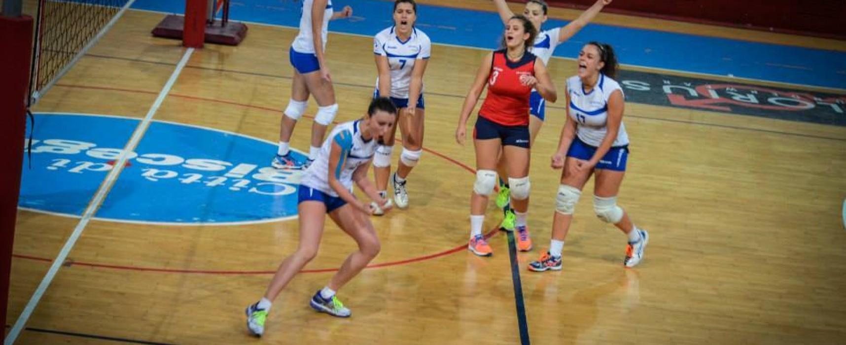 Sportilia è super, secco 3-0 al Cuti Volley!