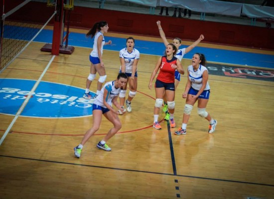 Sportilia è super, secco 3-0 al Cuti Volley!